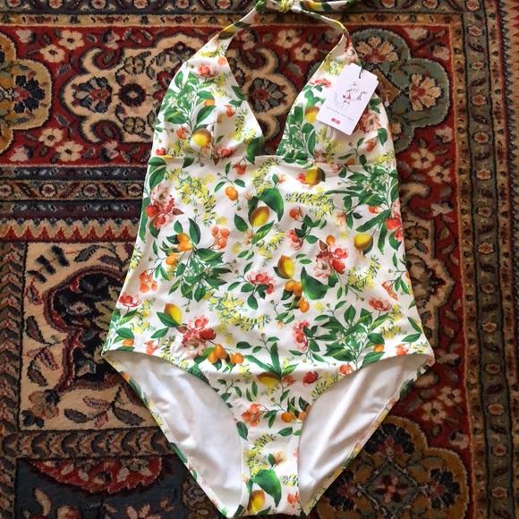 7090d05f80 Uniqlo x Princesse Tam Tam One Piece Swimsuit